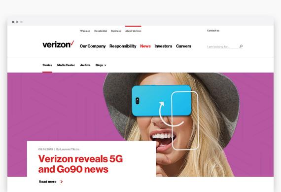 Verizon Corporate